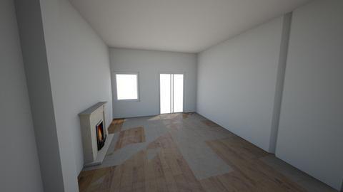 Fireplace Empty - Office  - by georgiosd