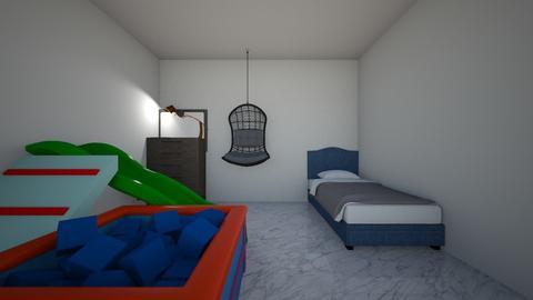 ultamet play room - Modern - by Pheebs09