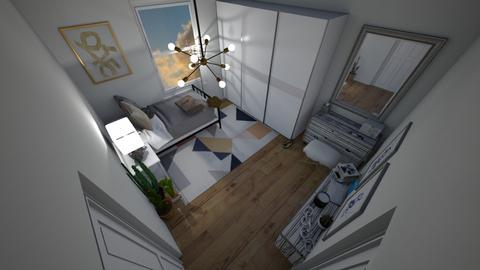 Small Bedroom 30 - Bedroom  - by Khayla Simpson