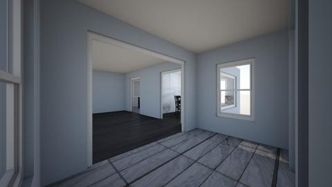 House_Design_2 Foyer - Modern - by CarlockE