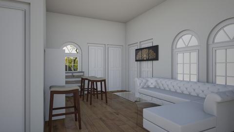 V2MBed_Basic_LivKitchen - Bedroom  - by ven1122