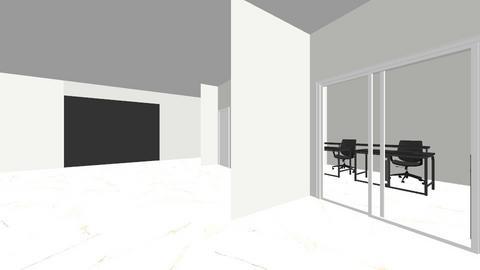 Desain Perusahaan Roti - Office  - by wjymichelle