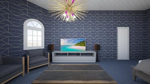 VA Room Final - Bedroom  - by Seandre