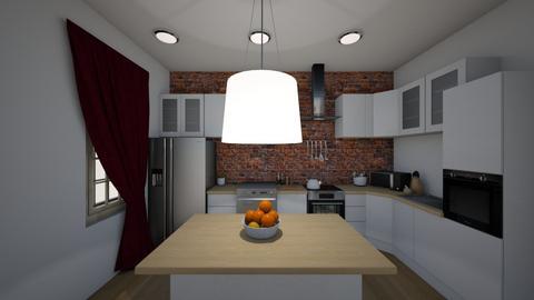 Zuzia - Kitchen - by Zuzia2006