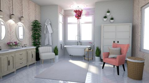 Living Spaces Accents - Bathroom - by TheDutchDesigner