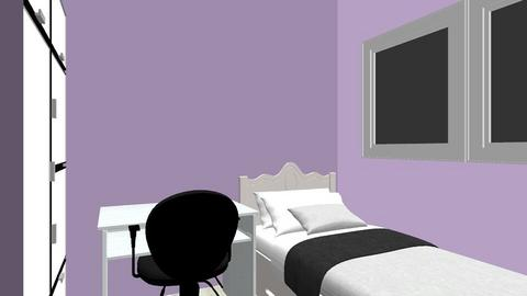 Katherine Habitacion  - Modern - Bedroom  - by Katherine14