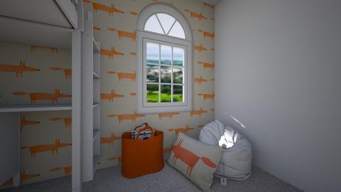 Terrace Bedroom 1 - Bedroom  - by KylaTH