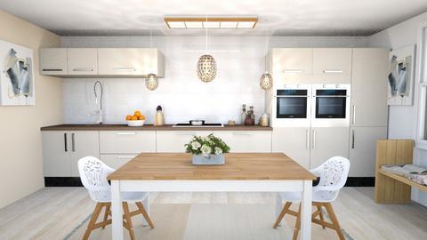 scandinavian - Modern - Kitchen  - by zayneb_17