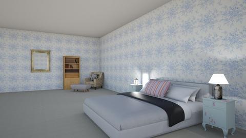 Grandmas room - Bedroom - by 29catsRcool