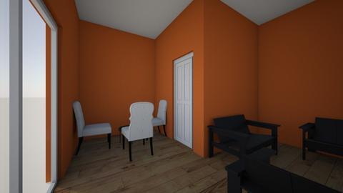 nestor - Living room - by nestorpiazza