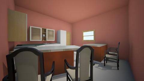 Kitchen - Modern - Kitchen - by Robert85