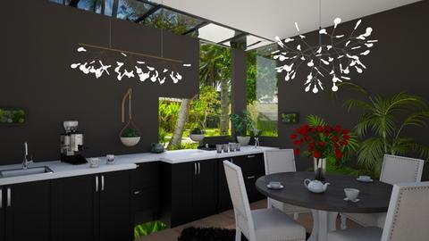 kitchen1 - Kitchen - by MistyMilk