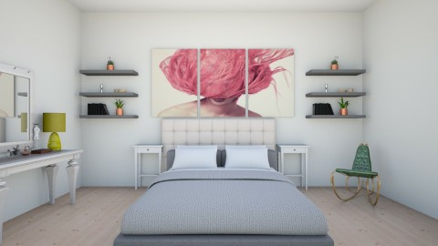 Bedroom - Bedroom - by Jaja Mdr