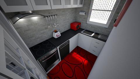 mutfak yeni 1 - Kitchen  - by filozof