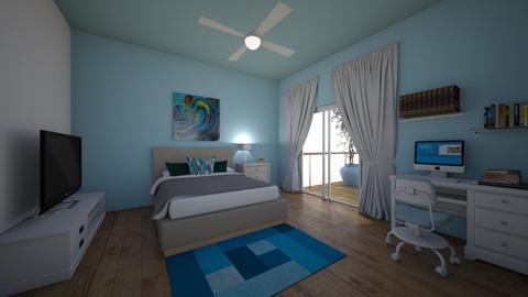 challenge 4 - Bedroom  - by Barbara Valdes
