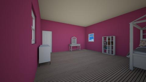 Cupcakes bedroom 2 - Glamour - Bedroom  - by RainbowCupcakes