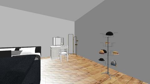 rambo - Bedroom - by rufeydeturhan