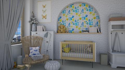 Nursery - Kids room  - by Nicky West