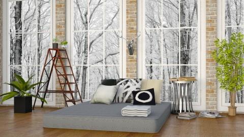 W H T - Bedroom - by hellokiwe