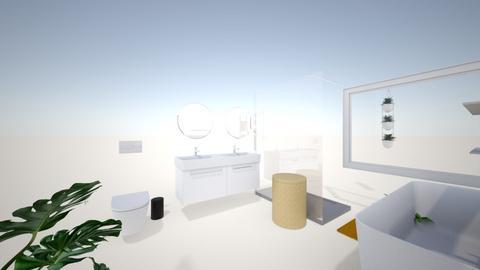 Bathroom 1 - Minimal - Bathroom - by delphineprovoost
