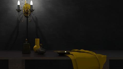 Glas und Gelb - by Tika 008