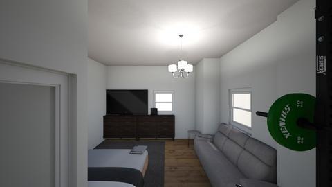 Nevins room - Bedroom  - by Nevin Davila