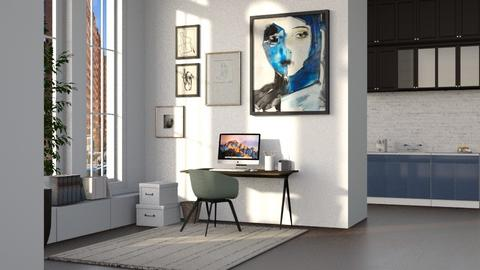 Home office - Classic - Office  - by tolo13lolo