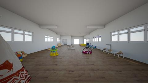 Clase lactantes - Kids room  - by Blanca83