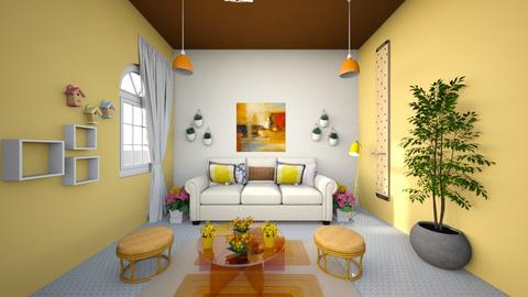 Beehouse - Classic - Living room  - by WeLoveU