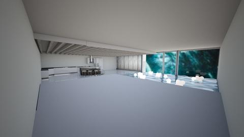 Poolside room - Modern - by starpolion35
