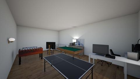 Chill rummet - Office  - by MalteSallmen