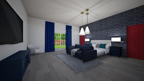 HpH  - Bedroom  - by Romely Castillo