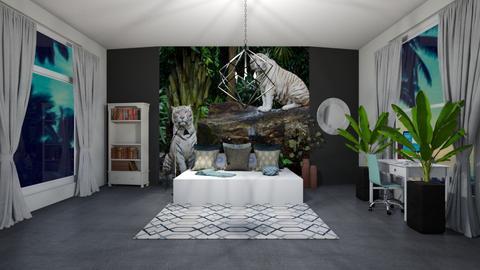 Bedroom chill - Bedroom  - by riordan simpson