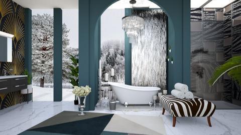 Bath - by Feeny