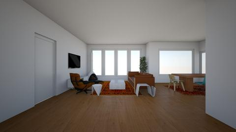 new living room 6 - Living room  - by deathrowdave