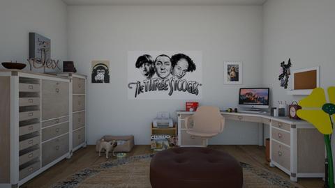 Playful Office - Modern - Office - by Irishrose58