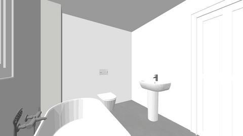 Main Bathroom 3 - Modern - Bathroom  - by stuart41bella