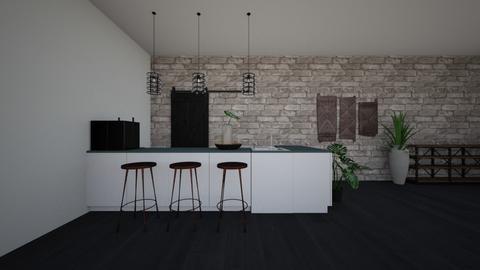 Hotel Jizzi - Modern - Kitchen - by Joanne2004