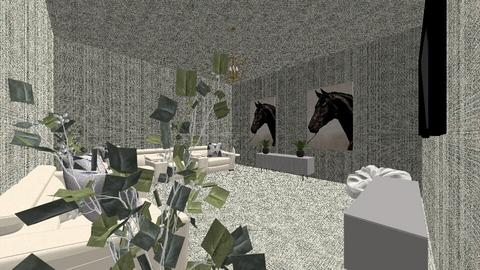 aion giles room - Living room  - by Kakarot223
