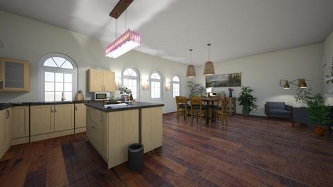 Kitchen - Kitchen  - by Ninaoutofspace
