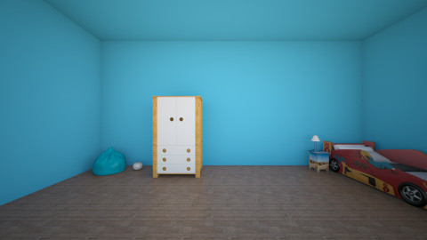 hhg - Classic - Kids room  - by andrea0211