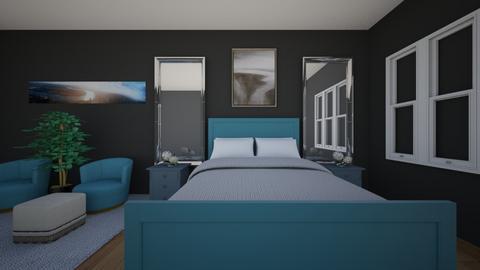 teen bedroom - Bedroom  - by haaD3585