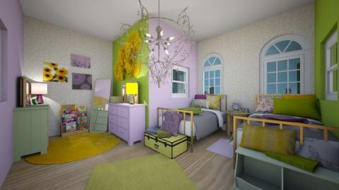 childs room - Kids room  - by willowconley