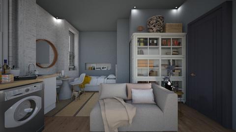 Casa393 - Living room - by nickynunes