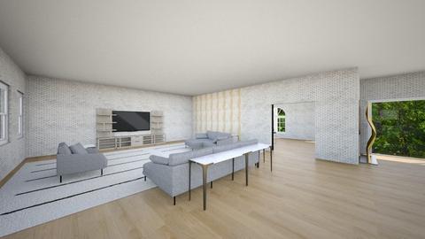 Dream Room_Kitchen - Modern - Kitchen  - by camocain04