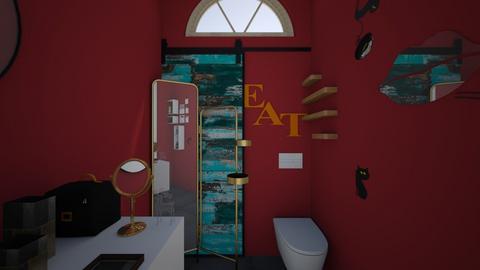 Toilet - Bathroom  - by yumi09yt