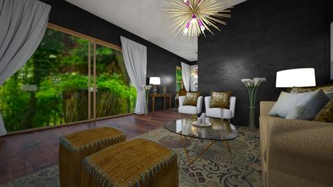 JAI 00 - Glamour - Living room  - by decordiva1