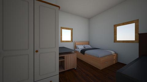 My Room - Bedroom  - by maxviera03