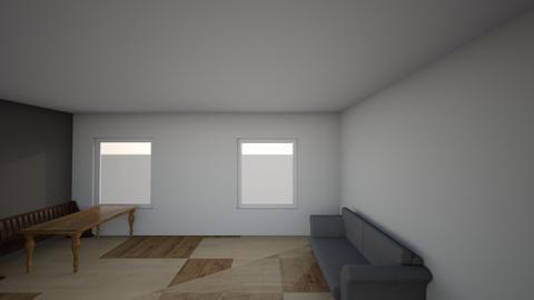 living room - by viktoriialozova