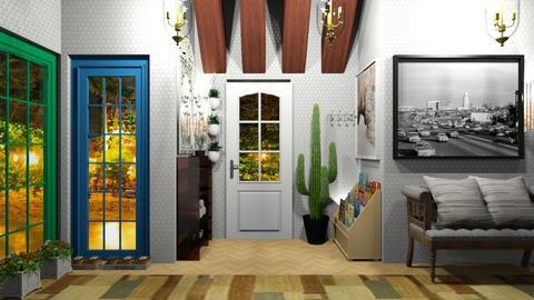 Hallway rug - by Nari31